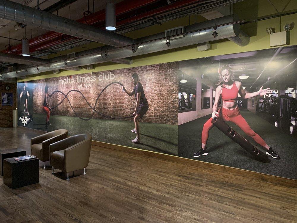 Matrix Fitness Club & Personal Training Center: 4360 Ditmars Blvd, Astoria, NY