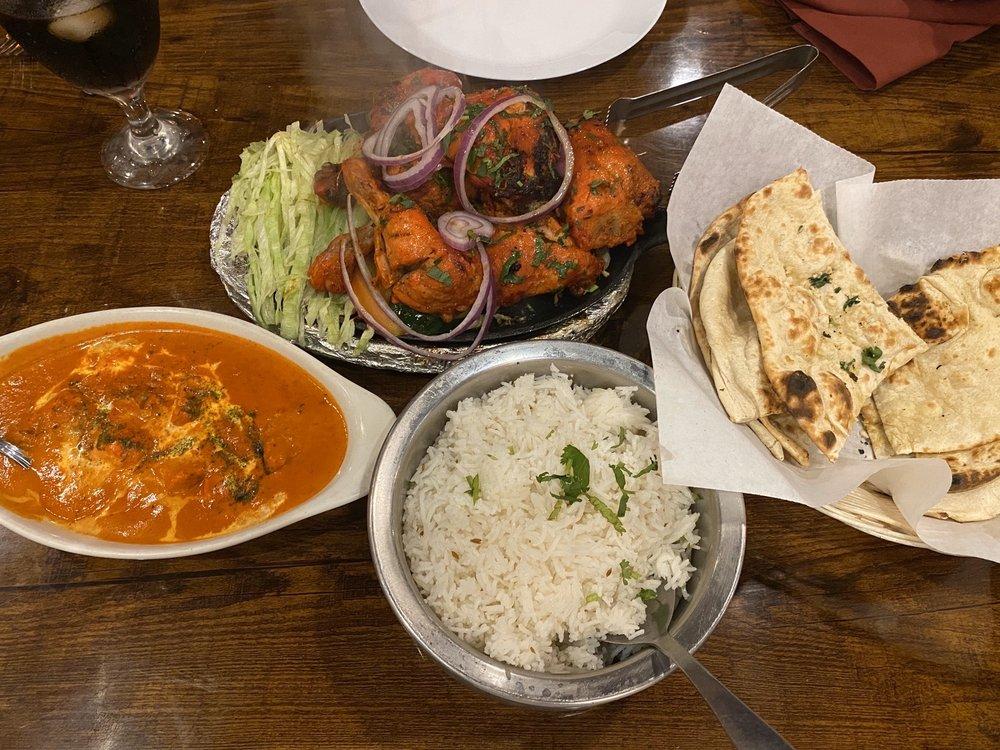 Taj Aiken Indian Cuisine: 213 Richland Ave W, Aiken, SC