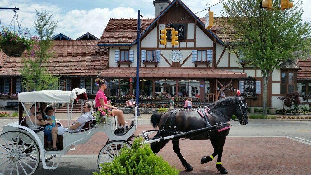 Bavarian Inn: 1 Covered Bridge Ln, Frankenmuth, MI