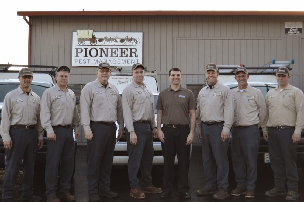 Pioneer Pest Management Team Qualitypro Certified Pest