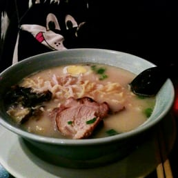 East Japanese Restaurant - West Nyack, NY, United States. Tonkatsu Ramen