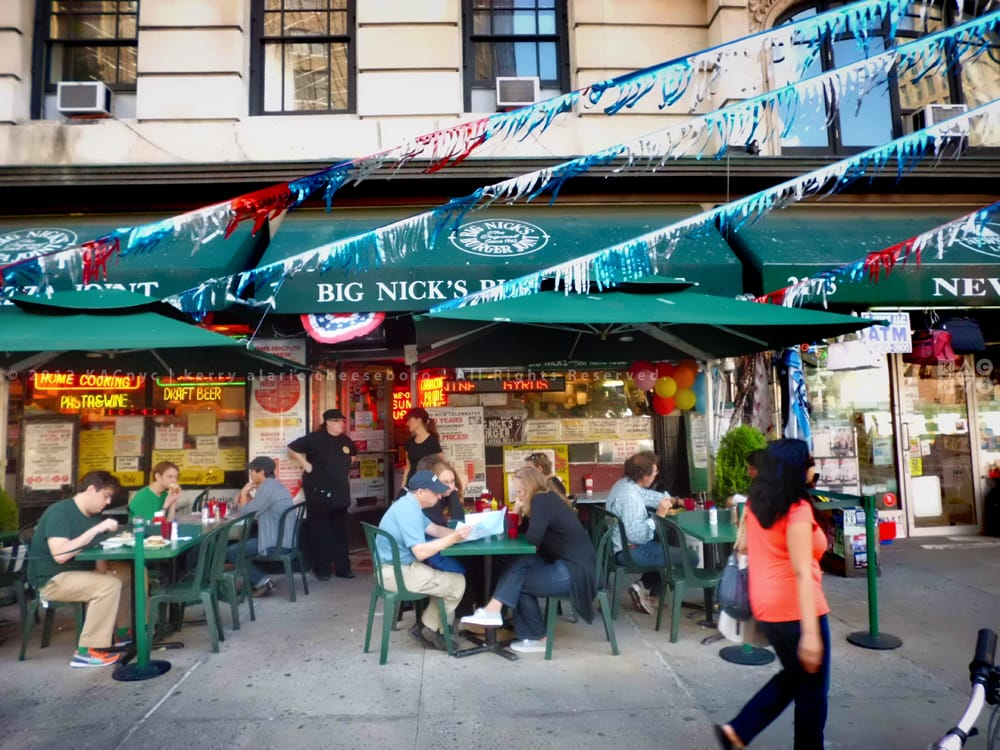 Restaurants Near The Museum Of Natural History New York