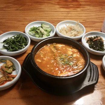 One Family Korean Restaurant Tampa Fl Menu