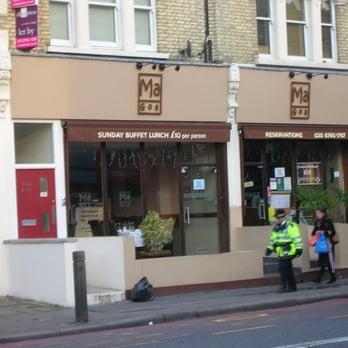 Indian Restaurant Upper Richmond Road