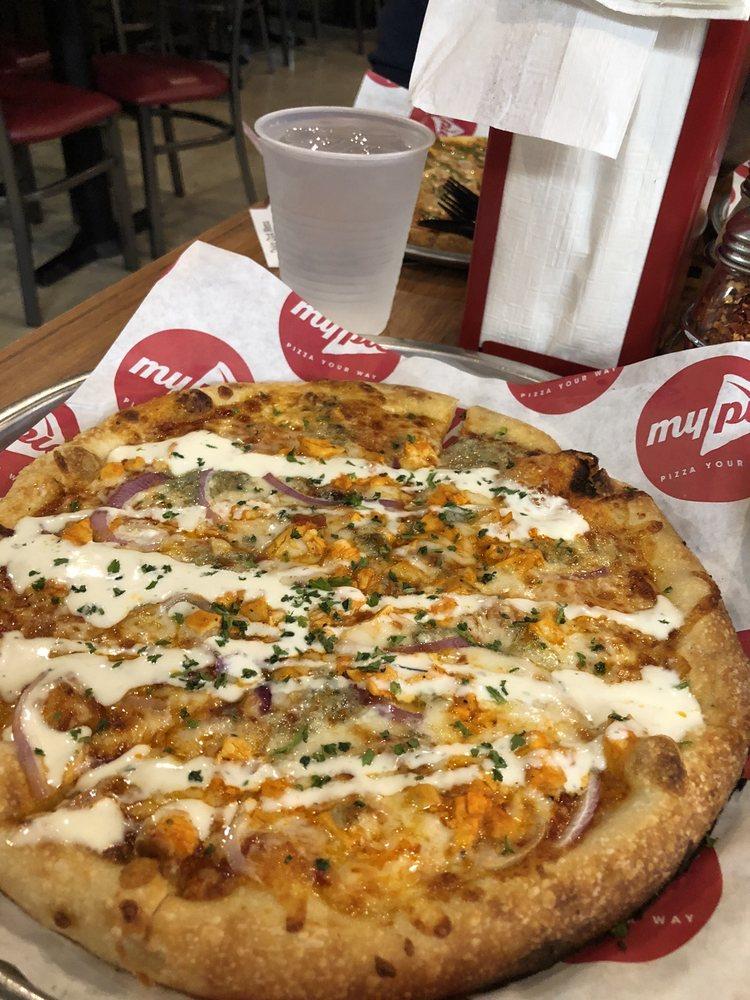 My Pie Pizza - Albany: 2700 Dawson Rd, Albany, GA