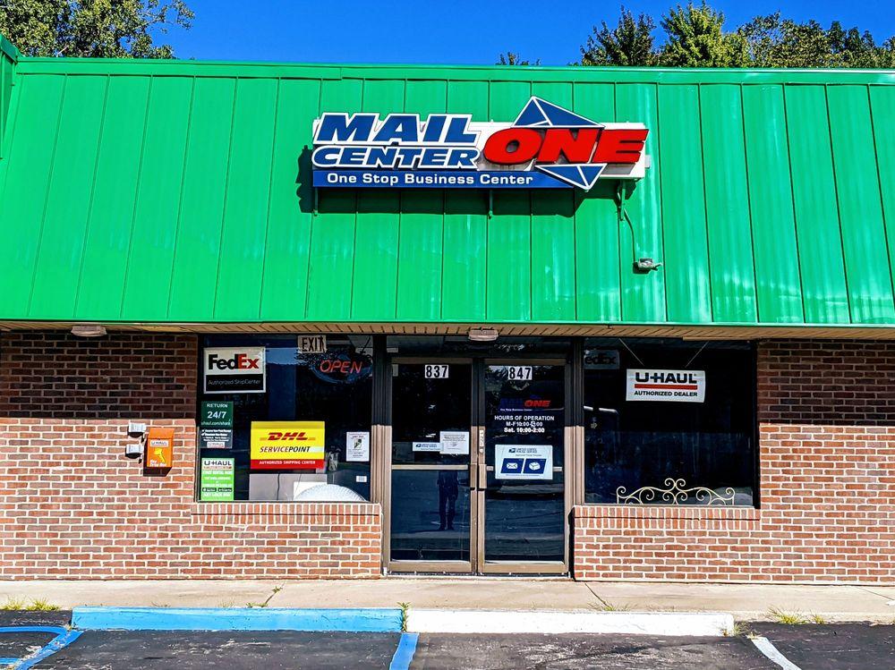 Mail Center One: 847 Sumpter Rd, Belleville, MI