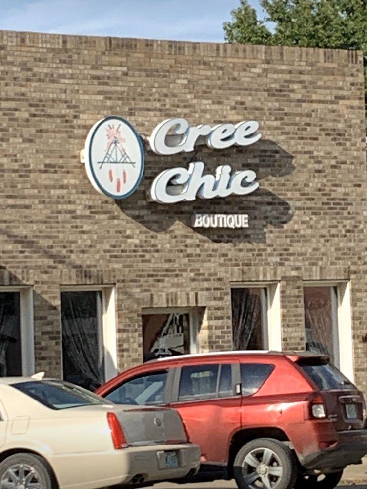 Cree Chic Clothing: 107 W Nodaway St, Oregon, MO