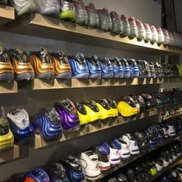 shoe stores