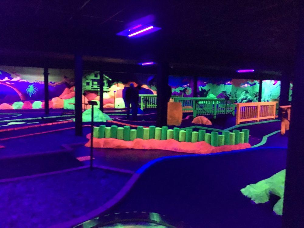 Wonderland Family Fun Center: 10515 N Division St, Spokane, WA