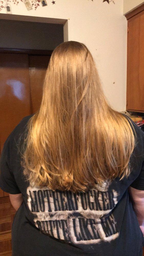 Grondin's Hair Center: 884 N Van Dyke Rd, Almont, MI