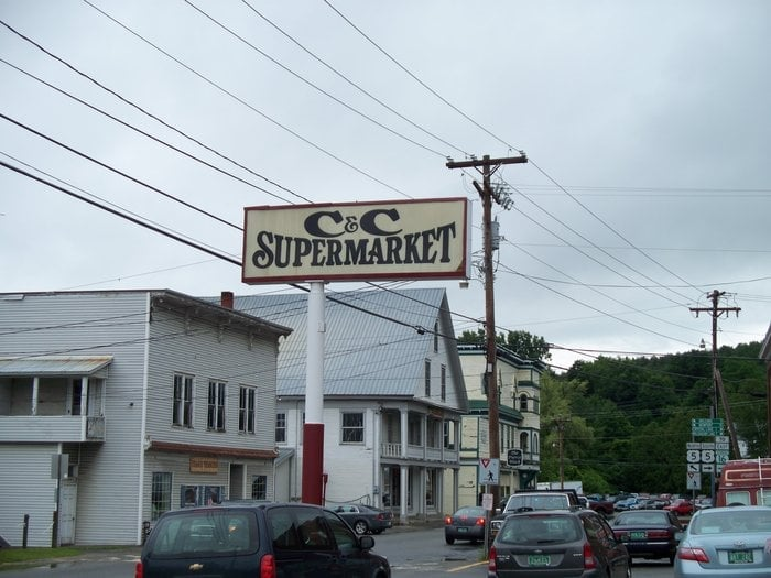 C & C Supermarket: 71 Church St, Barton, VT