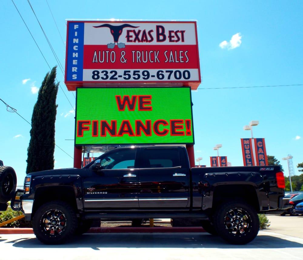 Texas Sales Tax O Cars