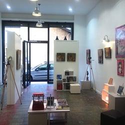 Nunc - Kunstgalerie - 7 Rue Genissieu, Grenoble, Frankreich ...
