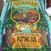 Foxfarm Coco Loco Photo Of Natty Garden   Brooklyn, NY, United States.  Ocean Forest Potting Soil