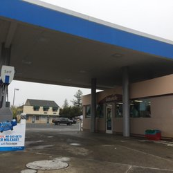 Chevron - Gas Stations - 1715 Santa Rosa Ave, Santa Rosa, CA - Phone on