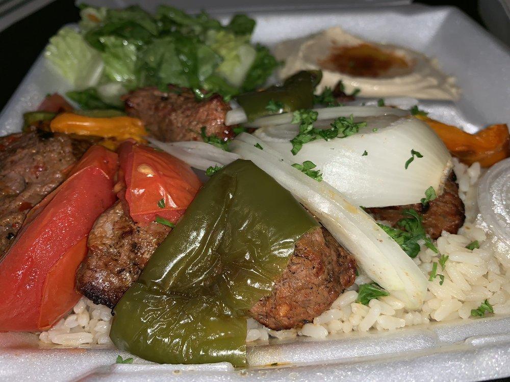 Waffa's Kitchen: 221 W Foothill Blvd, Glendora, CA
