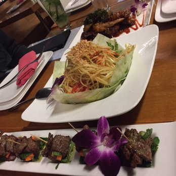 Photo Of Osha Thai Restaurant San Francisco Ca United States Papaya Salad