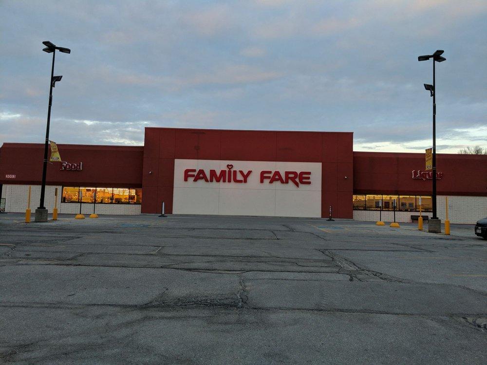 Family Fare Supermarket: 3003 N 108th St, Omaha, NE