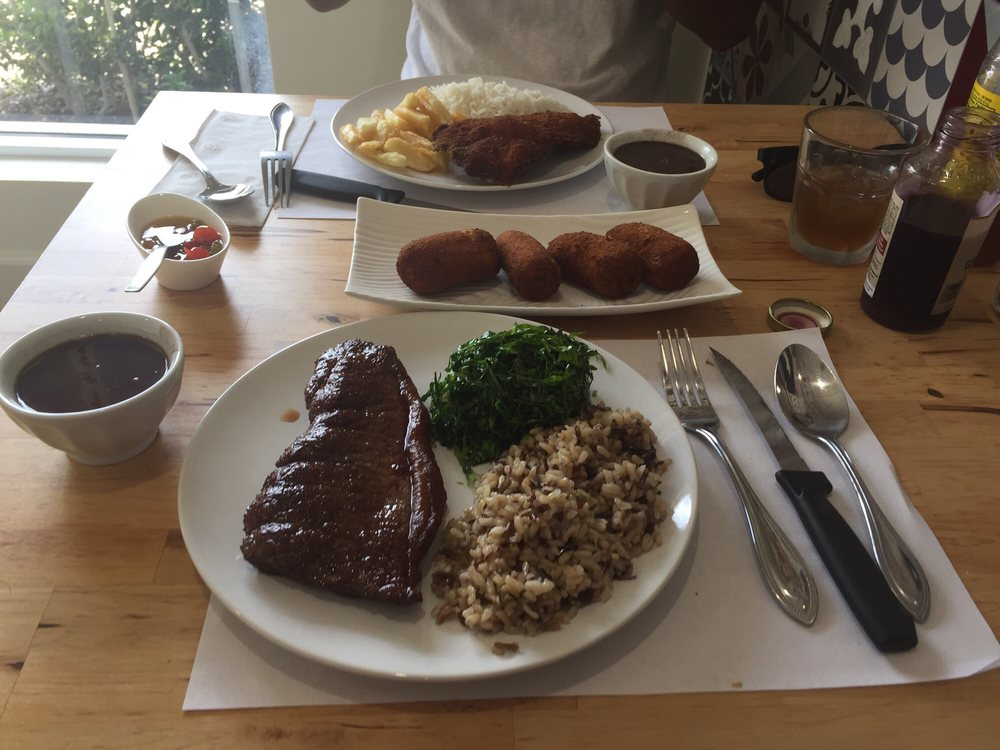 Picanha and breaded steak delicious and made with love yelp for Ana s kitchen orlando