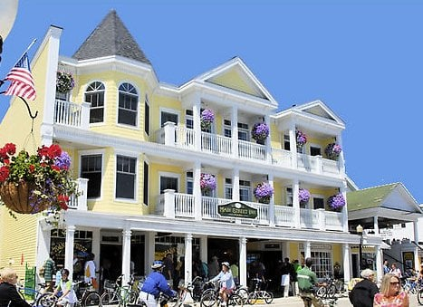 RV Rental in Mackinac Island, MI