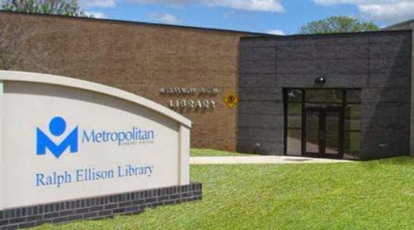 photo of ralph ellison library oklahoma city ok united states