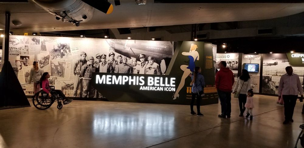 National Museum of the United States Air Force: 1100 Spaatz St, Dayton, OH