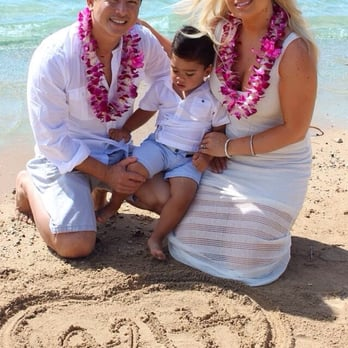 Photo Of I Do Hawaiian Weddings Honolulu Hi United States