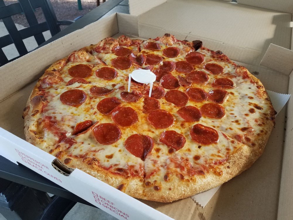 Pizza House - Cecilton: 122 W Main St, Cecilton, MD