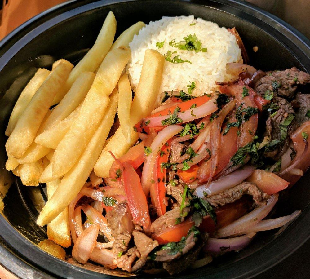 Gabby's Peruvian Restaurant & Catering: 1002 S Seneca St, Wichita, KS