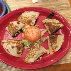 Photo Of Las Palmas Naperville Il United States Spinach Quesadilla Yummy