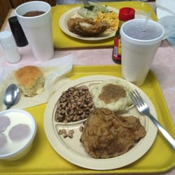 Photo Of Kitchen Express Little Rock Ar United States Fried Pork Chop