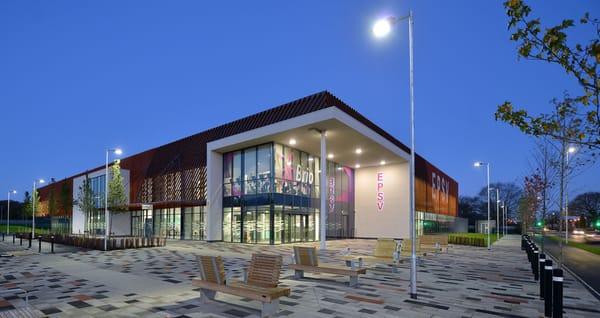 Ellesmere Port Sports Village Recreation Centre Stanney Lane Ellesmere Port Cheshire West