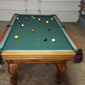 Stus Pool Table Movers Services Photos Reviews Movers - Pool table movers near me