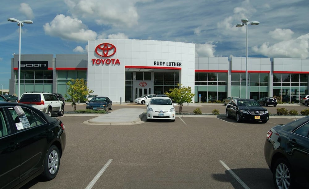 Rudy Luther Toyota   17 Photos U0026 68 Reviews   Auto Repair   8805 Wayzata  Blvd, Golden Valley, MN   Phone Number   Yelp