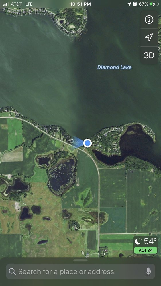 Diamond Lake Resort: 14800 49th Ave NE, Atwater, MN