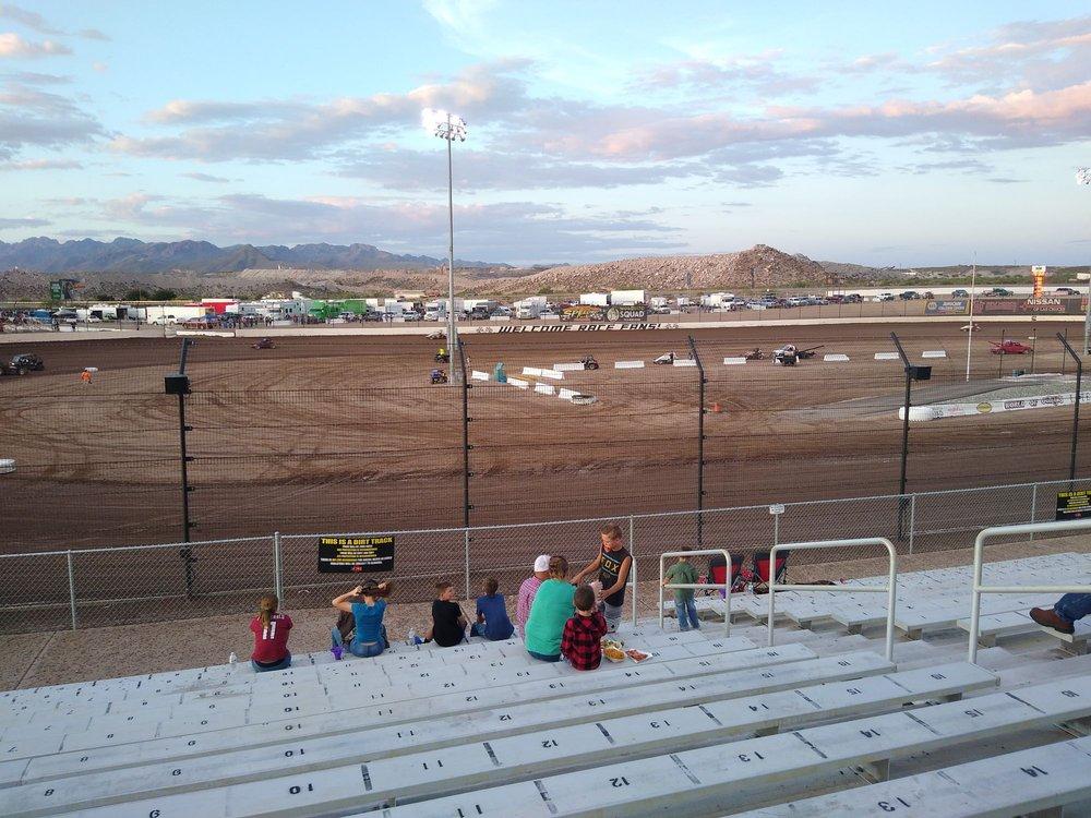 Vado Speedway Park: 15900 Stern Dr, Vado, NM