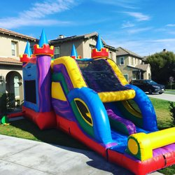 Jumpin' Bean Party Rentals - 42 Photos - Bounce House