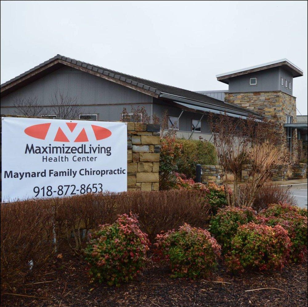 Maynard Family Chiropractic: 4705 W Urbana St, Broken Arrow, OK