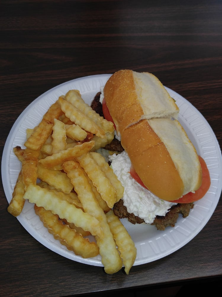 Pat's Drive In: 604 W Church St, Cherryville, NC