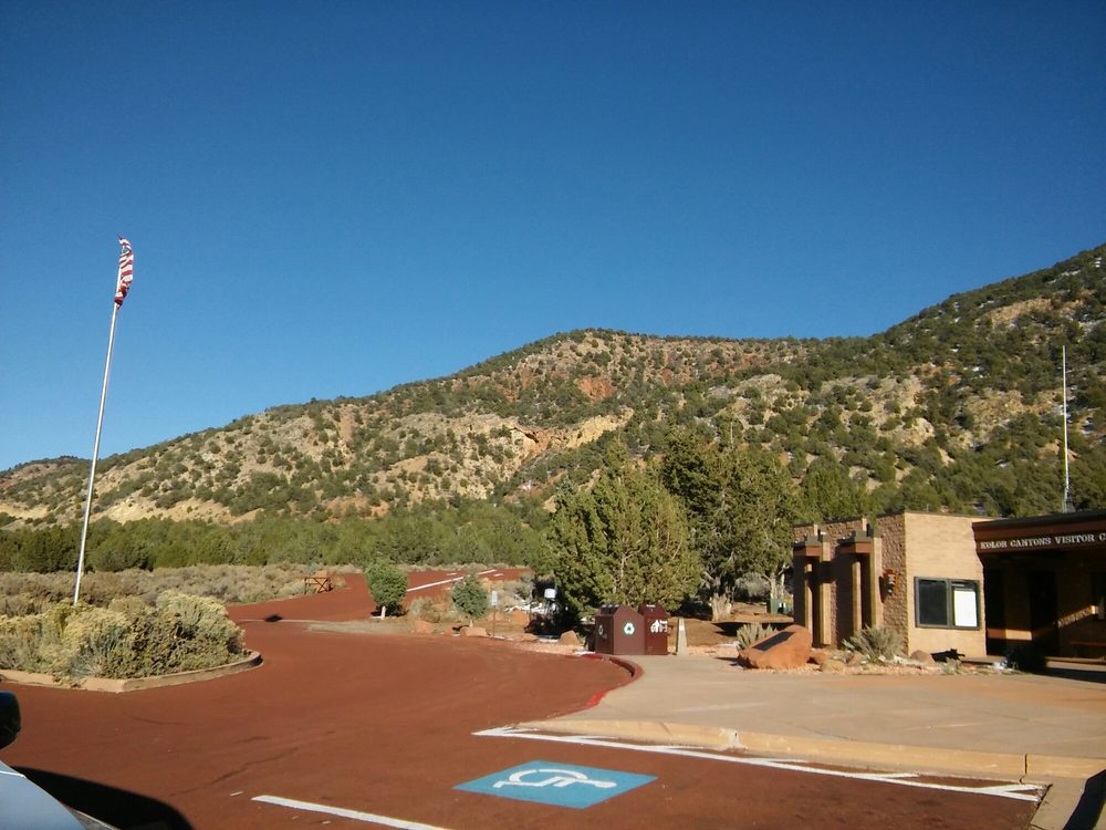 Kolob Canyon - Visitor's Center: 3752 E Kolob Canyon Rd, New Harmony, UT