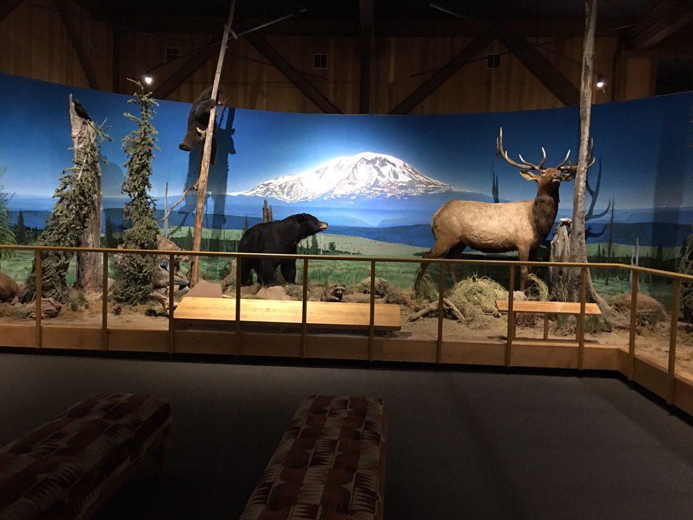 Yakama Nation Cultural Heritage Center: 100 Spiel-yi Loop, Toppenish, WA