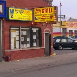 6c62f3319 Big Ray's Grill - Burgers - 4653 S Halsted St, Canaryville, Chicago ...