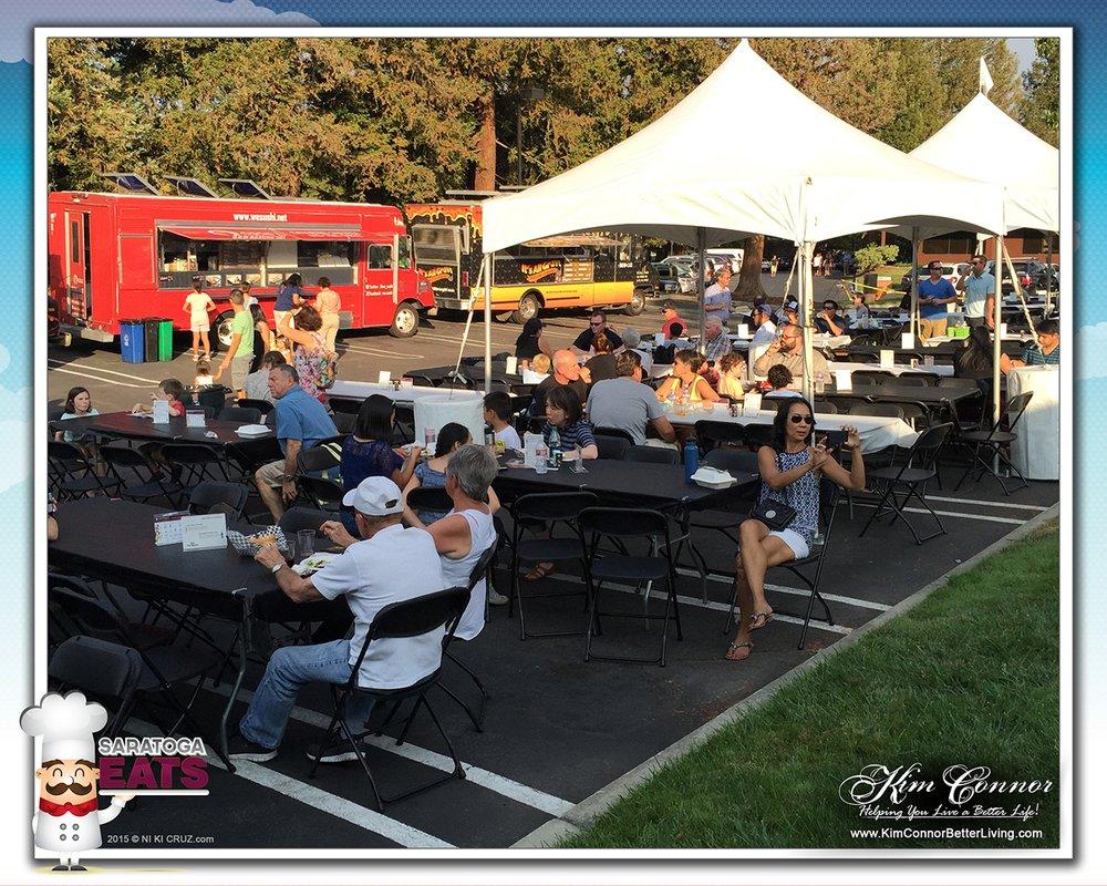 Saratoga Eats Food Trucks
