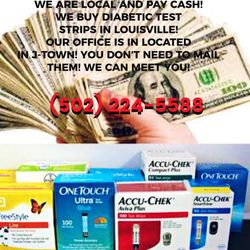 We Care Diabetic Test Strips Medical Supplies Louisville Ky