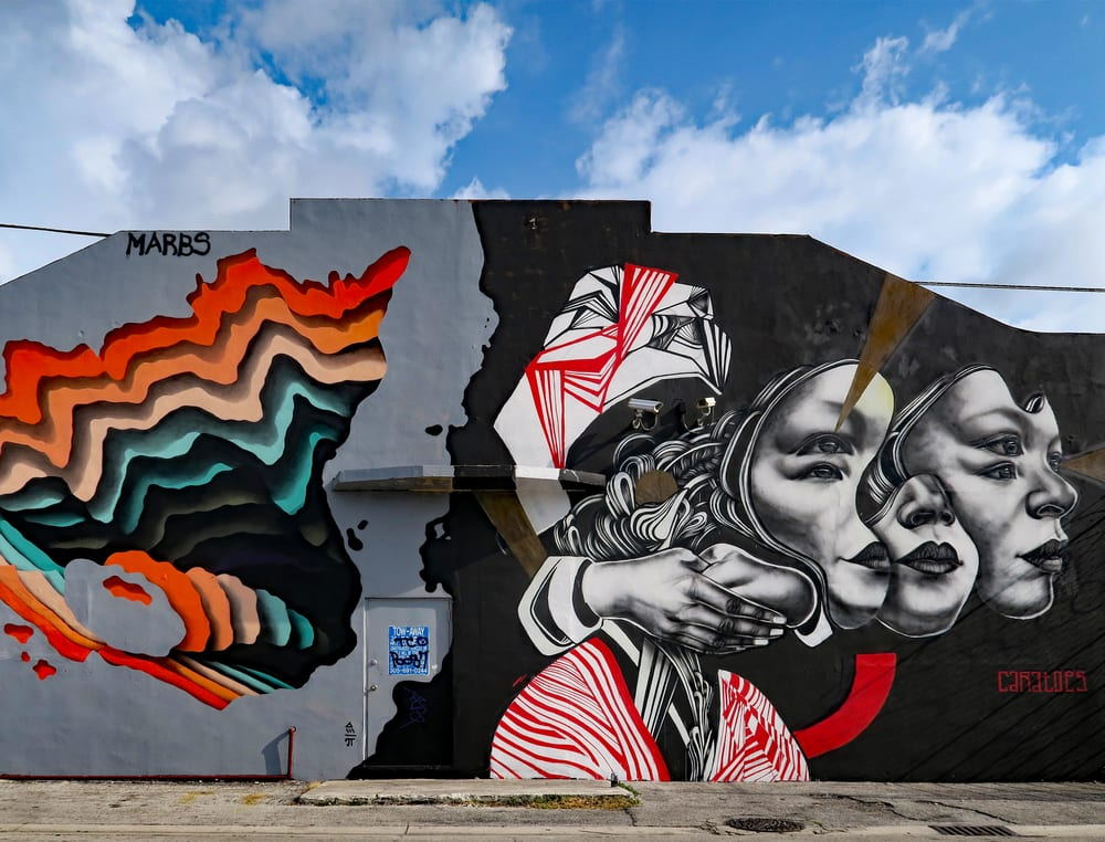 Wynwood Walls: 2520 NW 2nd Ave, Miami, FL
