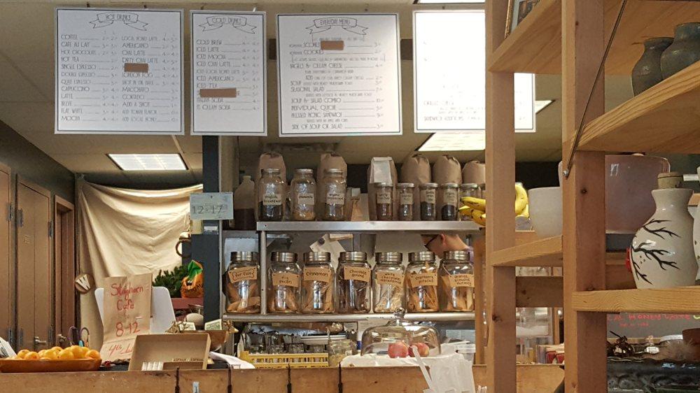 Staghorn Garden Cafe