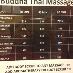 Pattaya thai massage santa monica