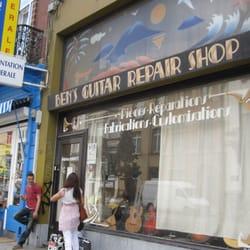 Bens Guitar Repair Shop