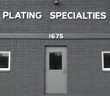 Plating Specialties - Metal Fabricators - 1675 E 10 Mile Rd