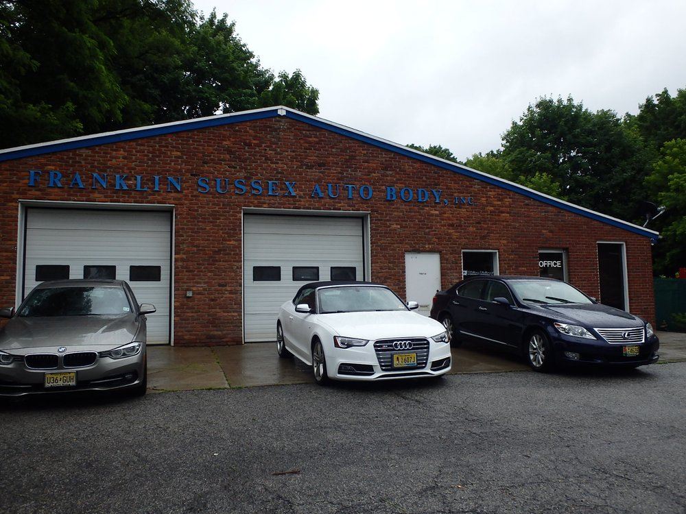 Franklin Sussex Auto Body: 209 Rt 23, Hamburg, NJ